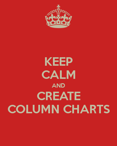 5 simple rules for making awesome column charts