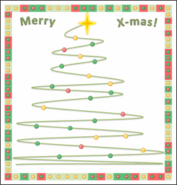 Conditional Formatting on Christmas Tree - Mike
