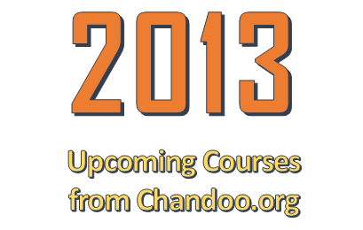 Upcoming Courses & Training programs from Chandoo.org - first 3 months - 2013