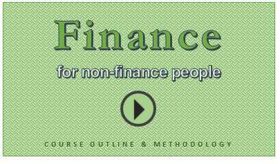 Introducing 'Finance for Non-finance people' training program