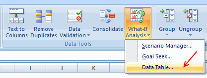Data Tables Monte Carlo Simulations in Excel A Comprehensive – Data Analysis Excel