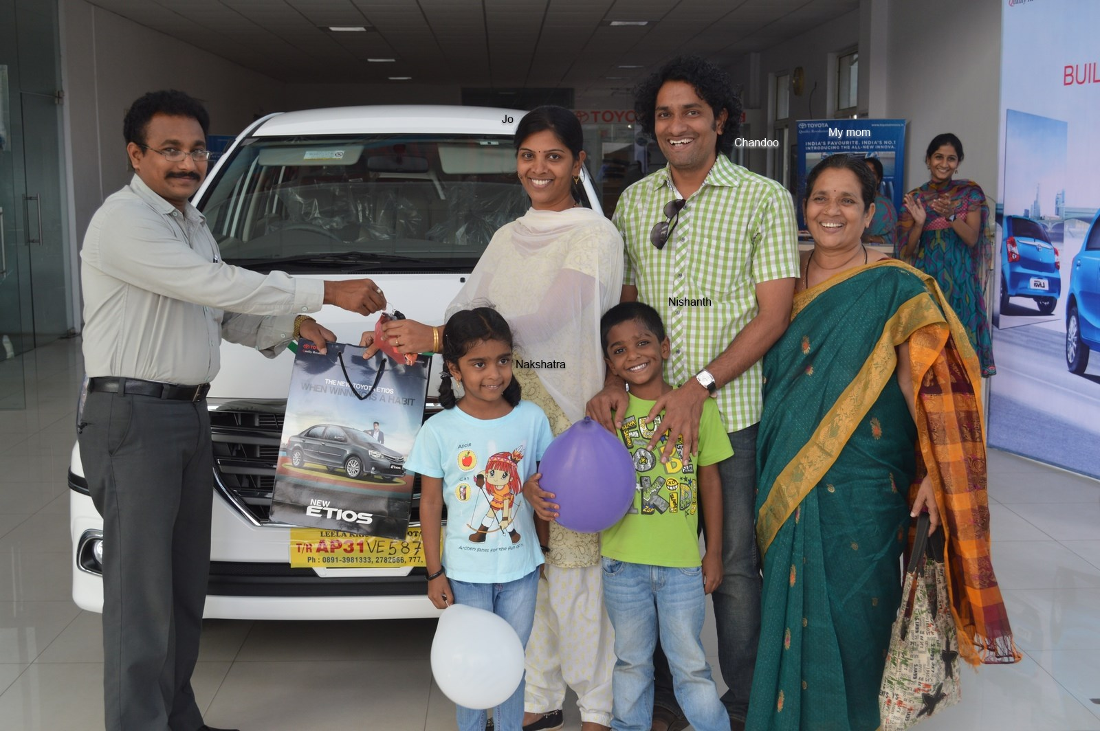 Thank you and Excel, We have a new car | Chandoo.org - Learn ...