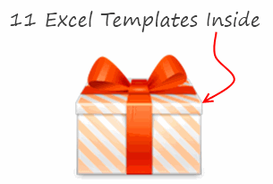 11 Excel Trackers & Templates to help you Rock 2011