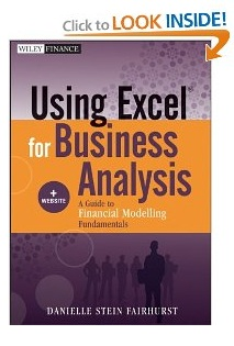 Using Excel for Business Analysis by Danielle [Book Review]