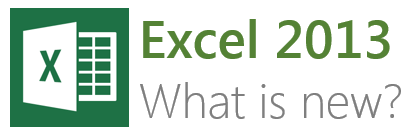 10 things that wowed me in Excel 2013