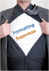 8 Tips to Make you a Formatting Pro